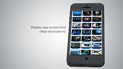 Make a Mobile app promo