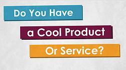 Make a Product promo